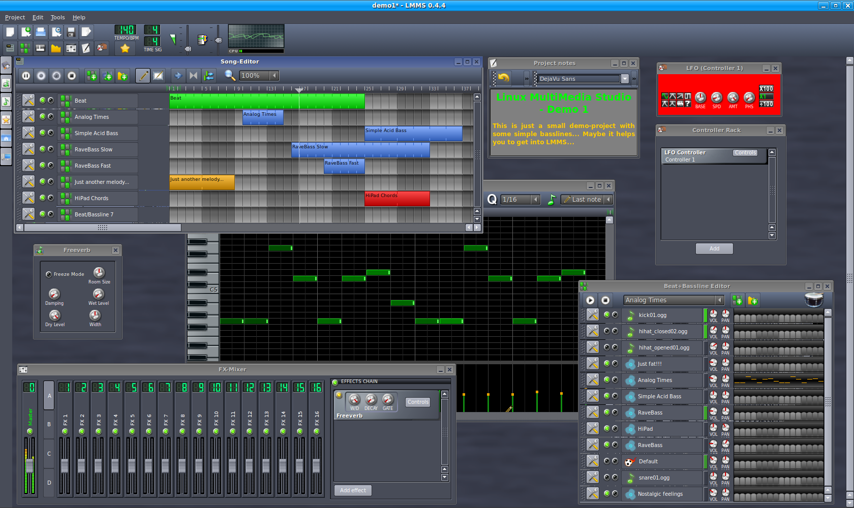 User accounts and applications neuron open source for Music studio design software